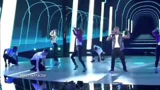 MBC The X Factor  حمزة هوساوي Billie Jean  العروض المباشرة 2015