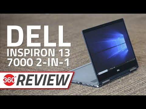 Dell Inspiron 13 7000 2 in 1 Review Price in India Performance Battery Life and More