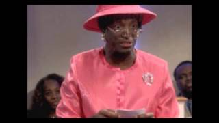Bernice Jenkins Women's Twerk Team Tryouts For Ages 70 and Up!