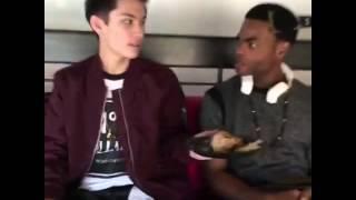 Vine - Chicken because i'm black