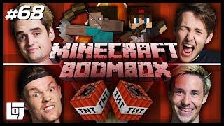MINECRAFT: BOOMBOX met Don, Jeremy, Enzo en Link | XL Battle | LOGS2 #68