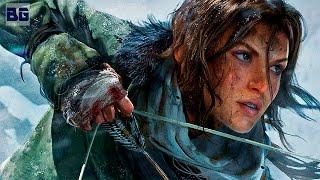 Rise of the Tomb Raider - O Filme (Dublado)