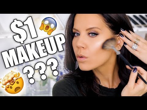 1 MAKEUP TRY ON HAUL Mind Blown