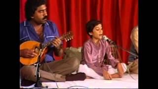 Baby Rahat Fateh Ali Khan, Age 11 - Gin Gin Tare Lang Gayan Ratan - OSA Official HD Video