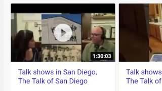 Talk shows in San Diego The Talk of San Diego
