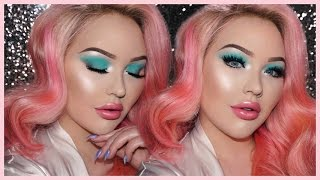 KATY PERRY Inspired - Chained To The Rhythm Makeup Tutorial
