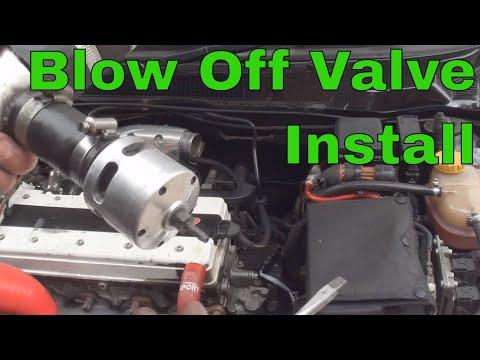 How to install a Dump Valve (BOV)