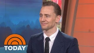 Tom Hiddleston On 'Kong: Skull Island,' His Relationship With Taylor Swift | TODAY