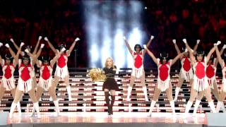 Madonna - Superbowl XLVI Halftime Show (February 5, 2012) [Digital Remastered]