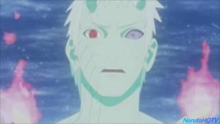 Naruto talks to Obito - English Dub - Naruto Shippuden