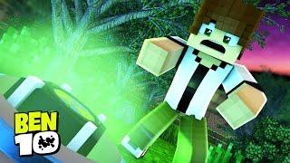 Minecraft BEN 10 : ENCONTREI O OMNITRIX !!! #01 ( Ben 10 In Minecraft)