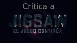Critica a Jigsaw: El juego continúa (SAW 8) loquendo