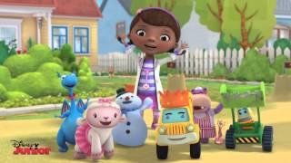 Chip Off The Ol' Box | Doc McStuffins | Disney Junior UK