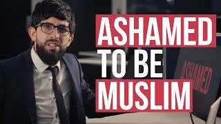 ASHAMED TO BE MUSLIM || Spoken Word Response