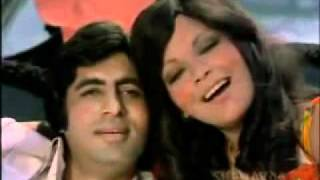 Do Lafzon Ki Hai Dil Ki Kahani - The Great Gambler.wmv