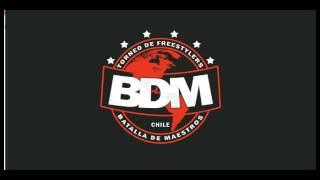 Klan vs MKS / Beat Doble Tempo / BDM Deluxe 2016 / Prod. NiksonBeat