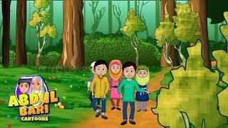 Adventure in village to save water Abdullah series Urdu Islamic Cartoons for children
