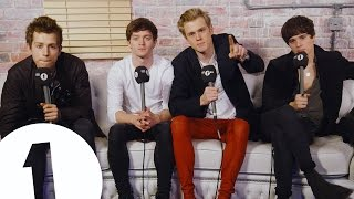 The Vamps give us their Number Ones! | The Number One Show