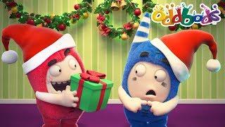 Oddbods NEW CHRISTMAS Episodes - CHRISTMAS SURPRISES | Oddbods Show | Funny Cartoons For Children