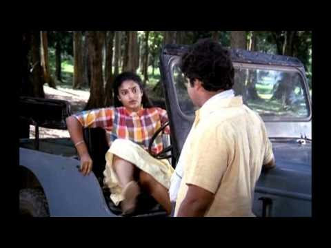 karthika old cute actress with mohanlal