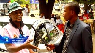 WERRASON: Magic CASTRO Ex  Atalaku ya Dakumuda crashe sur Bercy mwana et Lobeso po ye aleki bango