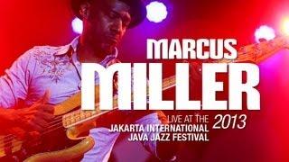 Marcus Miller Live at Java Jazz Festival 2013