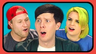 YouTubers React to Japanese Donald Trump Commercial