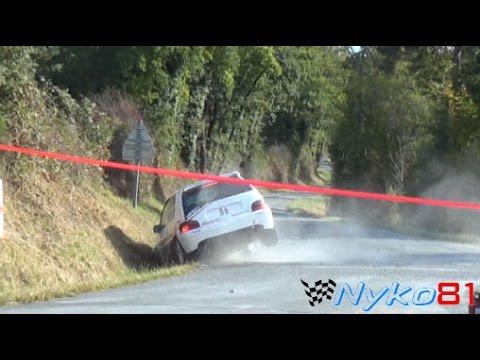 Rallye des Côtes du Tarn 2016 [Crashs and Show]