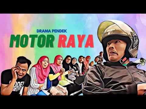 """Drama Pendek Raya : """"MOTOR RAYA"""" (Dramatis Studio)"""