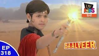 Baal Veer - बालवीर - Episode 318 - Baalveer Destroys Bhayankarpari