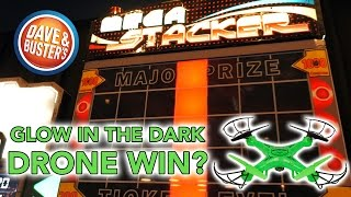 Let's win a drone at Dave and Buster's!   The Crane Couple