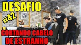 FINGINDO SER CABELEIREIRO DESAFIO #42