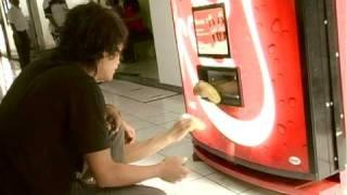 Coca-Cola Happiness Machine Indonesia