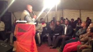 Apostle S.M. Ngayo Testimony of his conversion viruspreachi
