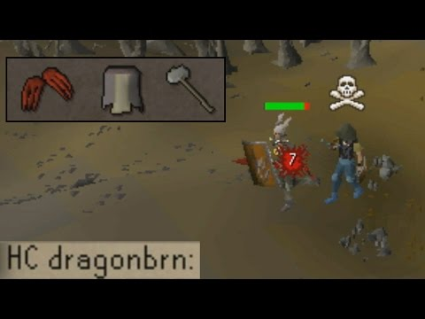 Xxx Mp4 Pretending To Be A Hardcore Ironman In PvP 3gp Sex