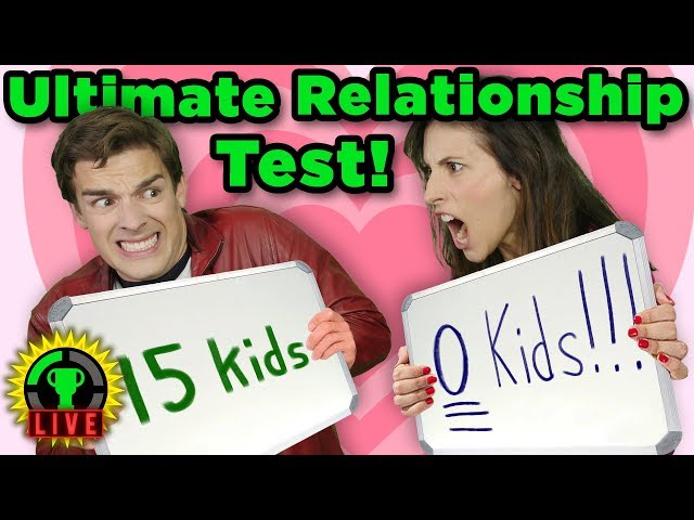 ULTIMATE RELATIONSHIP GOALS!   The Newlywed Relationship Challenge