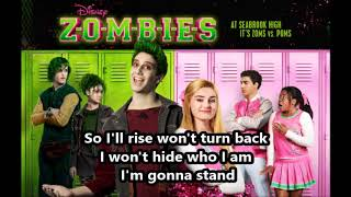 Zombies Stand lyrics