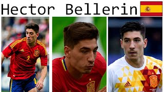 Hector Bellerin | Defending + Passing | Spain | EURO 2016