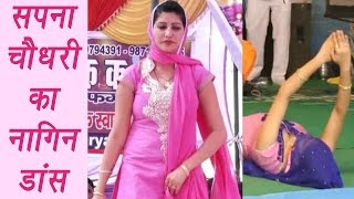 Sapna Chaudhary's new Nagin dance video goes viral, watch | वनइंडिया हिन्दी