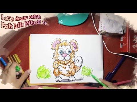 Xxx Mp4 Draw Curious Animal Let S Draw With Pak Lik Fihril Episode 1 3gp Sex