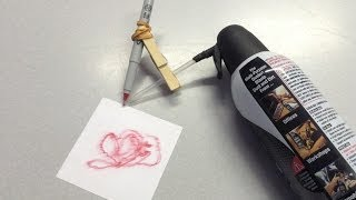 How to Make an Airbrush