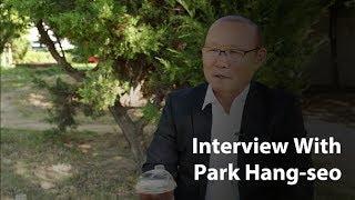 A chat with Korean head coach of Vietnamese football team