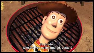 Toy Story  - Sid Learns A Lesson