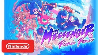 The Messenger: Picnic Panic DLC - Launch Trailer - Nintendo Switch