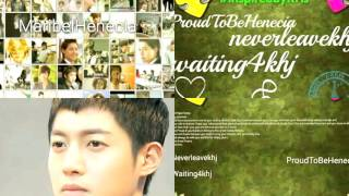#inspiredbyKHJ...❤a song for Kim Hyun Joong❤