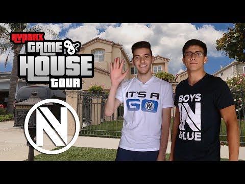 Xxx Mp4 EnVyUs LoL HyperX Gaming House Tour 3gp Sex