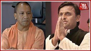 उपचुनाव में BJP को बड़ा झटका, योगी के गढ़ गोरखपुर में भी SP आगे