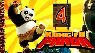 Kung Fu Panda Walkthrough Part 4 No Commentary (X360, PS3, PS2, Wii)