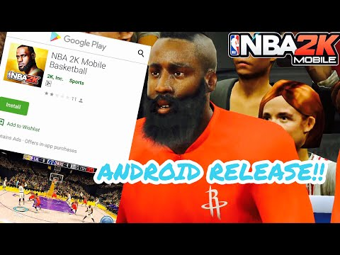 Xxx Mp4 NBA 2K MOBILE ANDROID RELEASED How To Download NBA 2K MOBILE ANDROID 3gp Sex