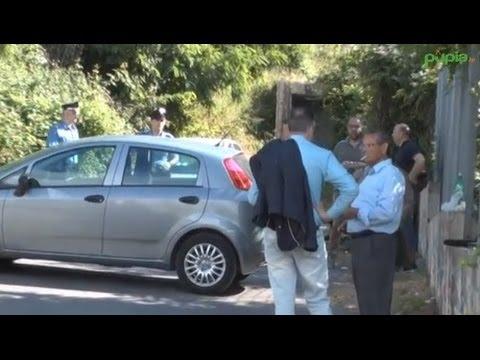 Nocera Superiore (SA) - Prostituta uccisa in una baracca -live- (31.05.14)